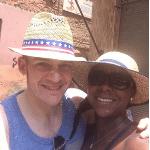 Phil and Debbie online business coaching clients of Aaron Henriques